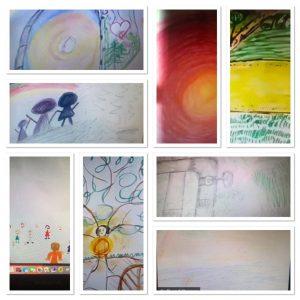 Kunsttherapie online