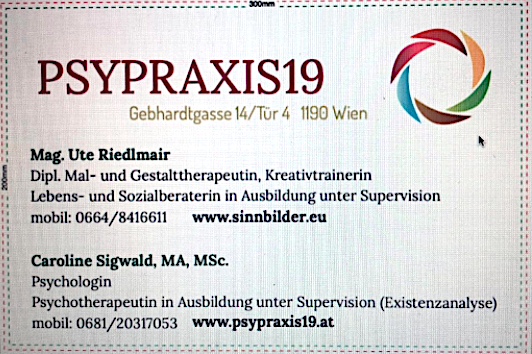 Kunsttherapie 1190 SINNBILDER
